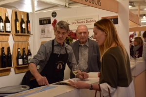 EXPOVINA, the autumn wine festival in Zurich