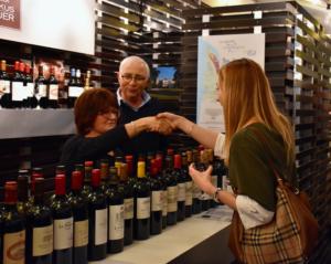 EXPOVINA, the annual wine festival in Zurich