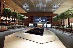 New elegant design of Baselworld 2019