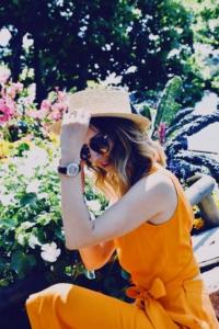Summer portrait
