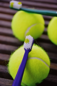 """CURAPROX toothbrushes Special Edition """"Martina Hingis"""""""