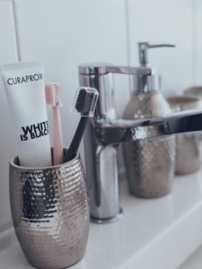 CURAPROX toothbrushes and toothpaste