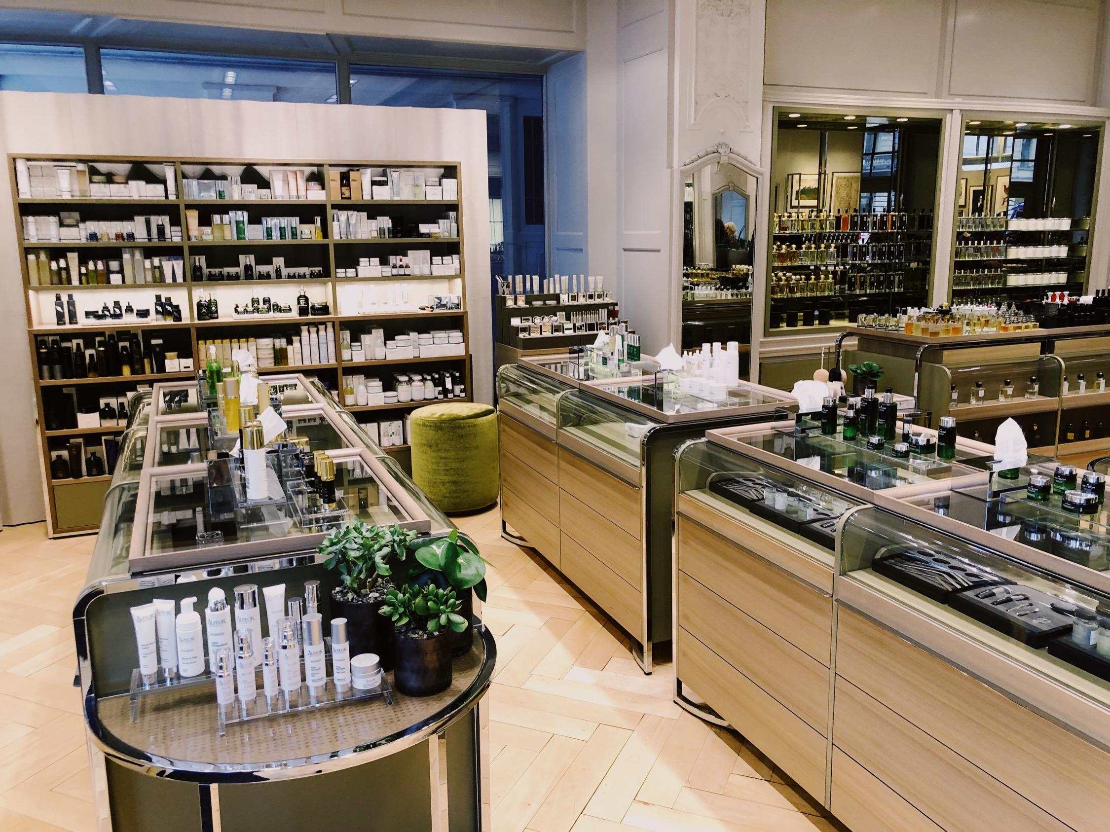Parfumerie Spitzenhaus