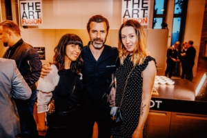 Hublot, The Art Of Fusion event, with the 3* Michelin star Chef Andreas Caminada