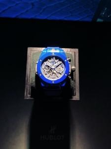 Hublot Big Bang Unico Blue Magic