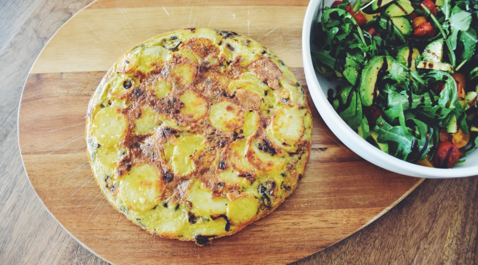 Spanish Classics: Spanish Tortilla and Cyclo Torremilanos