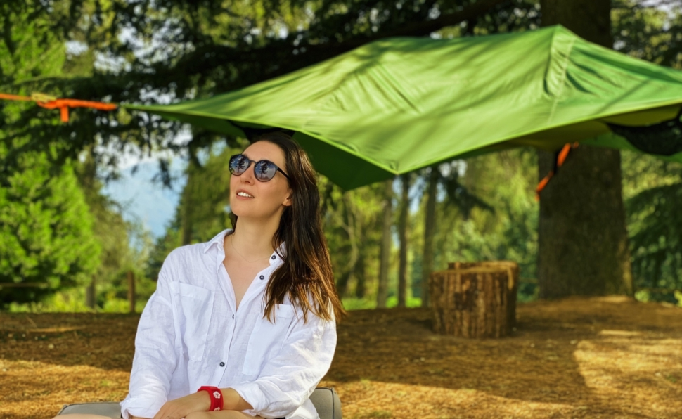 Tree Tent Experience at Parco San Grato