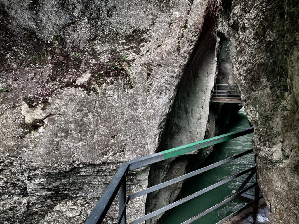 Aareschlucht (Aare Gorge)